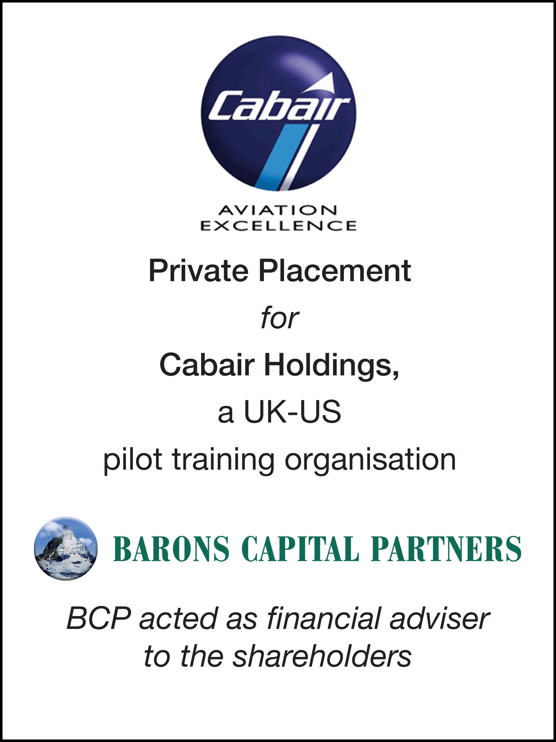 14_Cabair Holdings Ltd