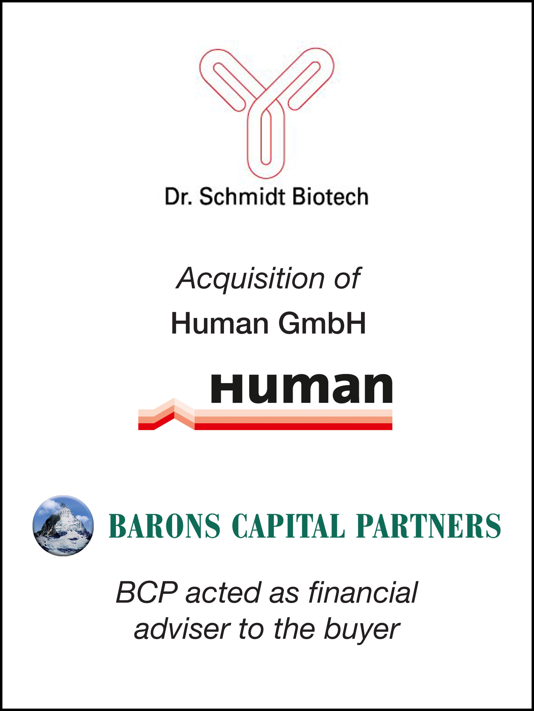 18_HUMAN Gesellschaft für Biochemica und Diagnostica mbH