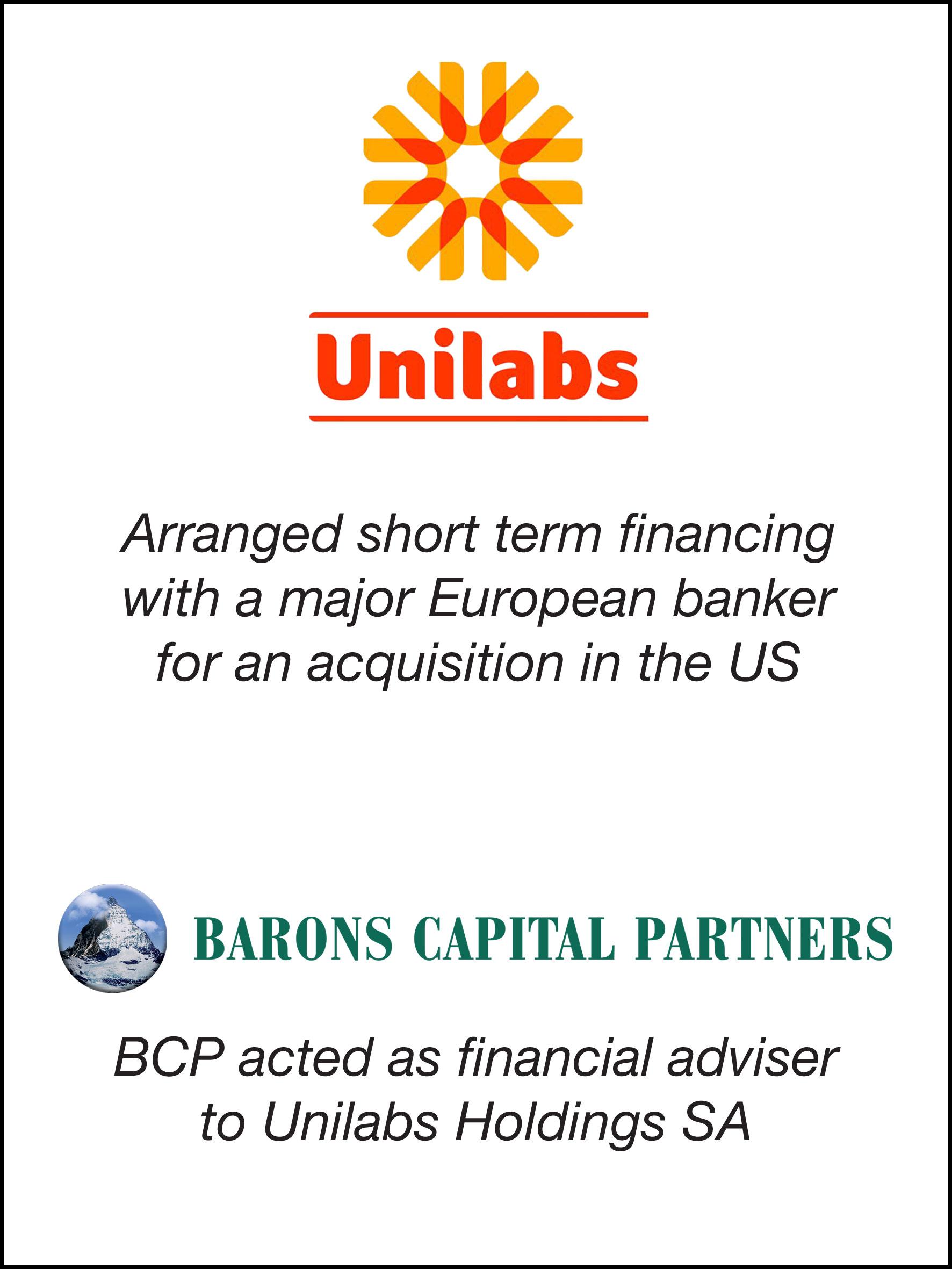 31_Unilabs Holdings SA