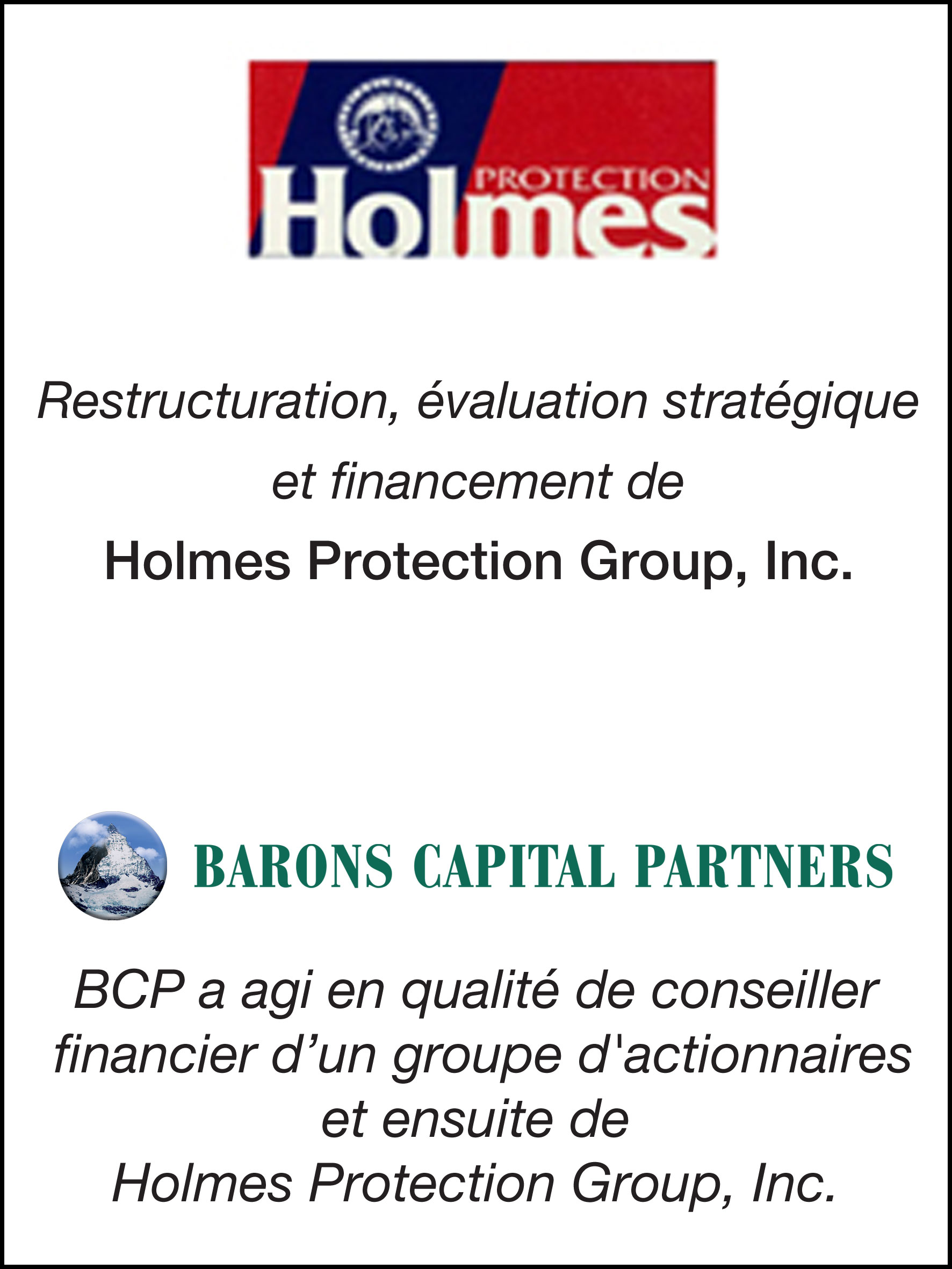 27_Holmes Protection Group Inc_F