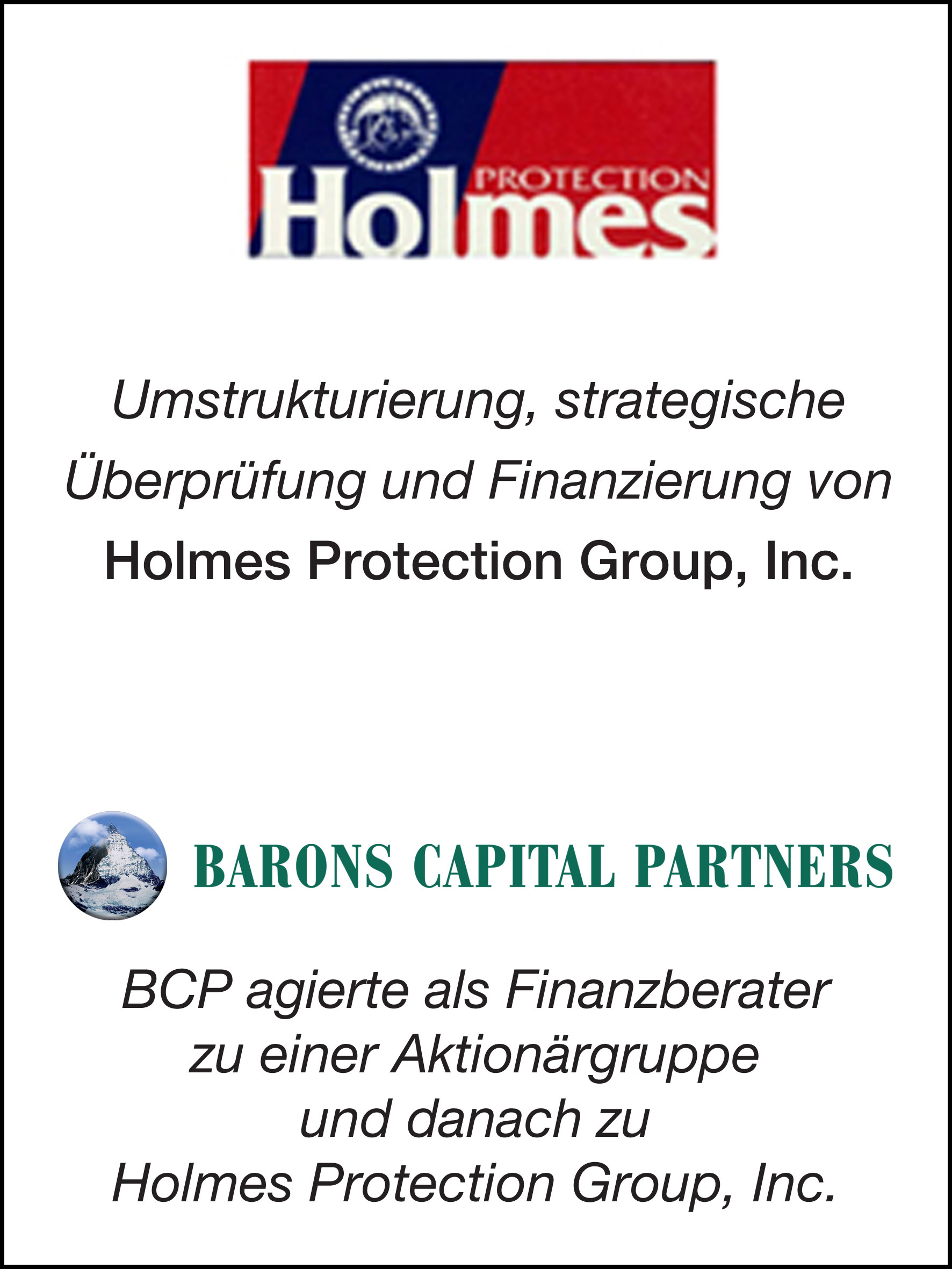 27_Holmes Protection Group Inc_G