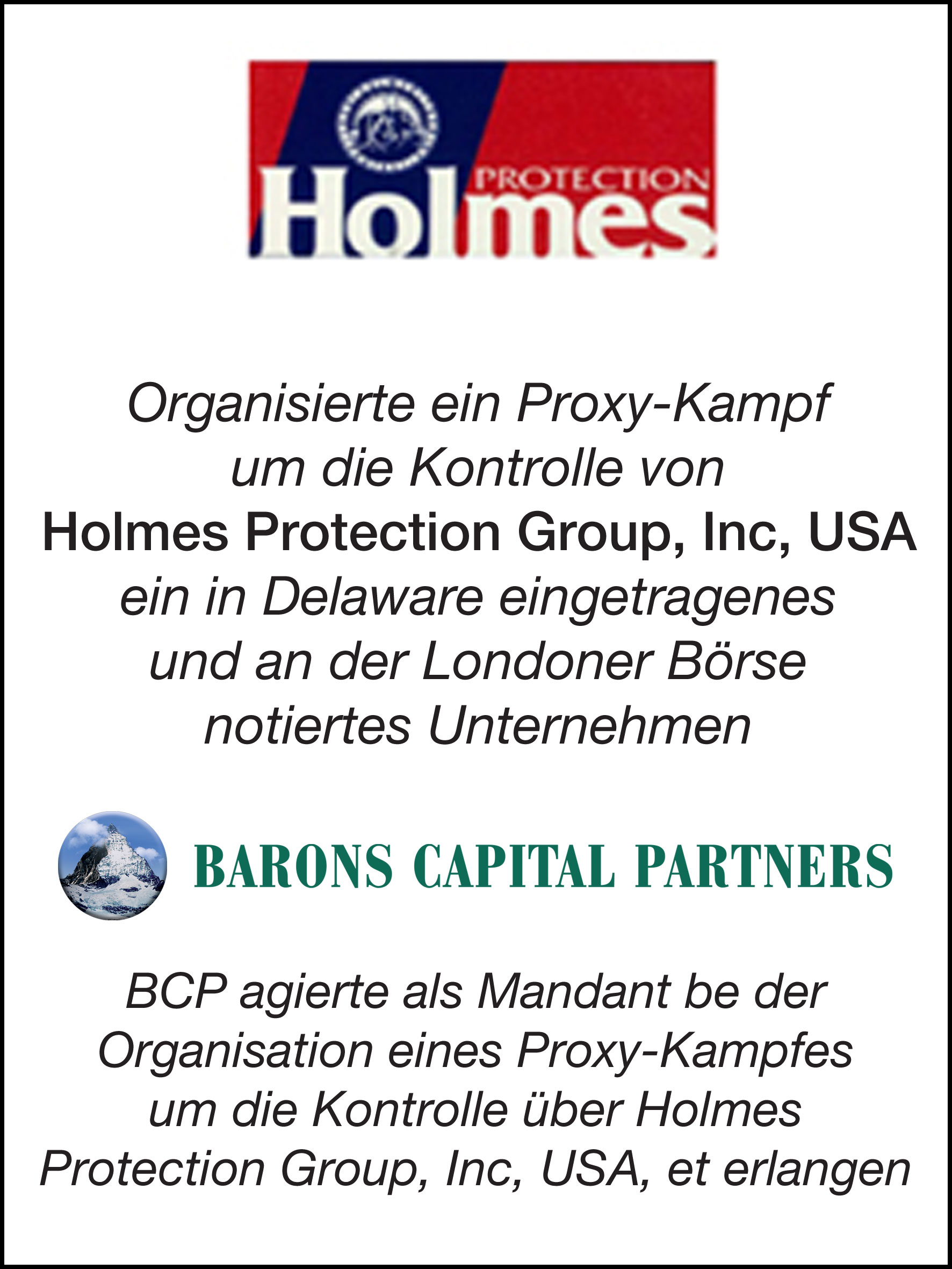 28_Holmes Protection Group Inc_G