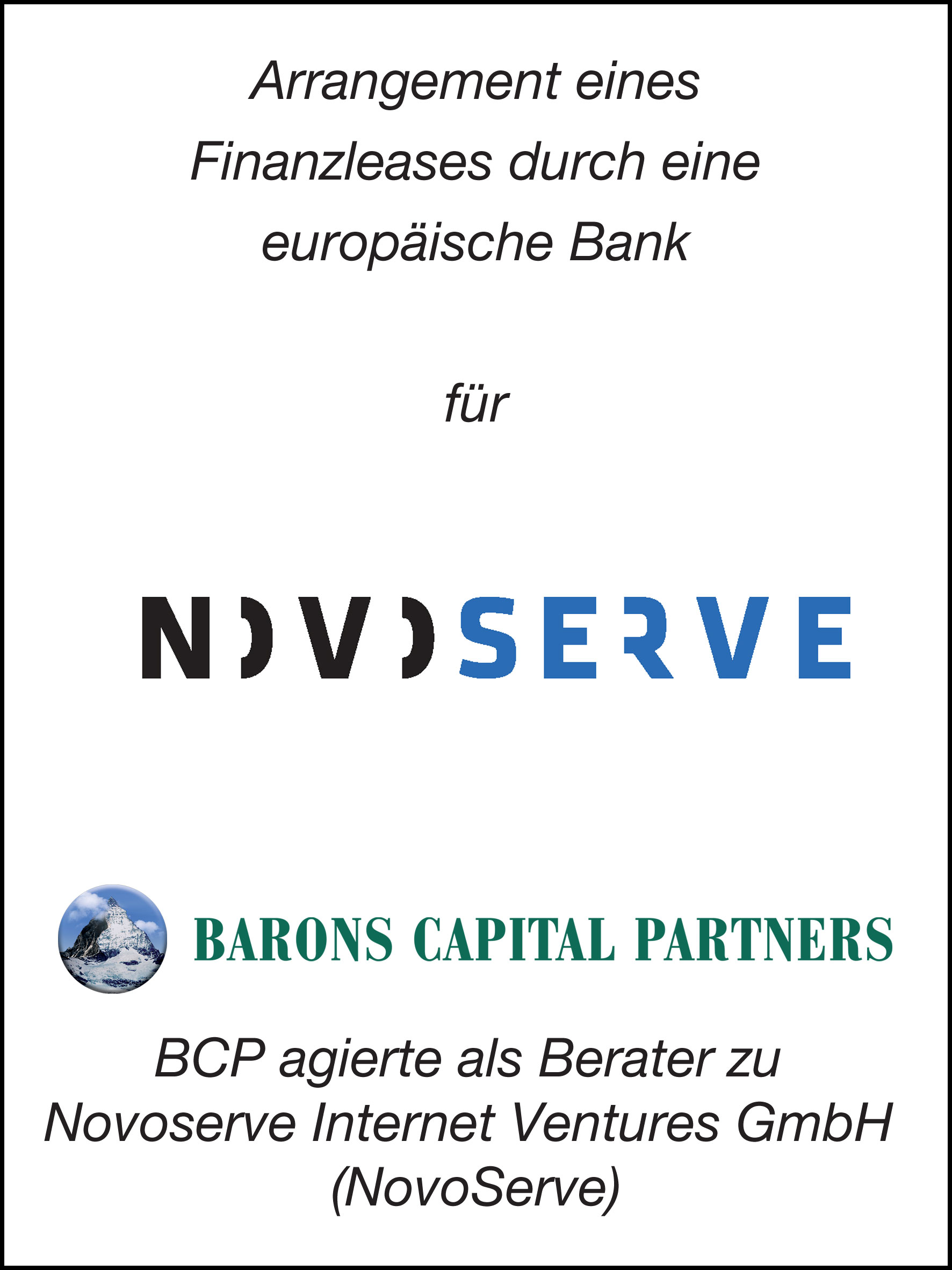 1_Novo Internet Ventures GmbH_G