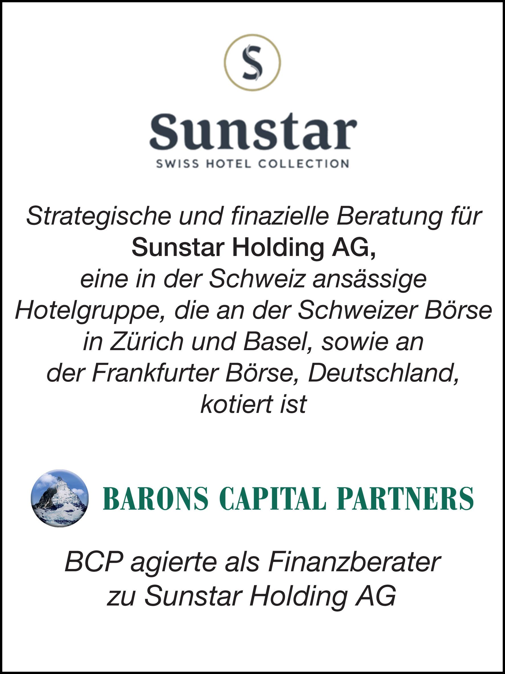 49_Sunstar Holding AG_G