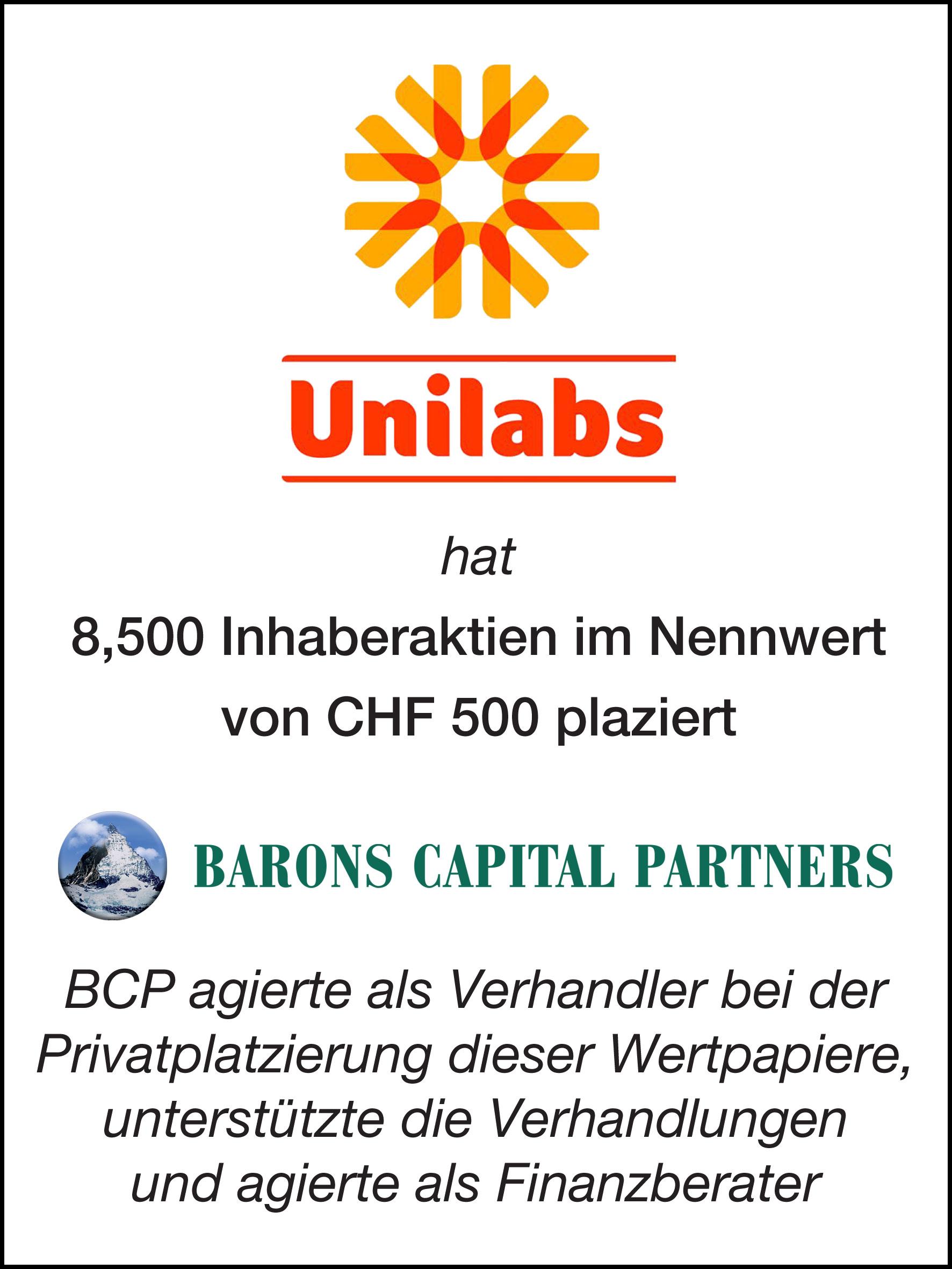 35_Unilabs Holdings SA_G